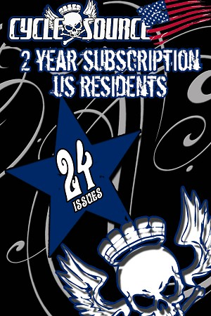 2 Year Print Only Subscription - US Subscribers
