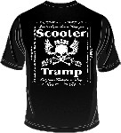 Scooter Tramp Short Sleeve T-Shirt - ON SALE NOW